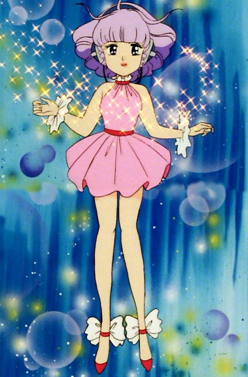 Creamy mami anime old anime anime art