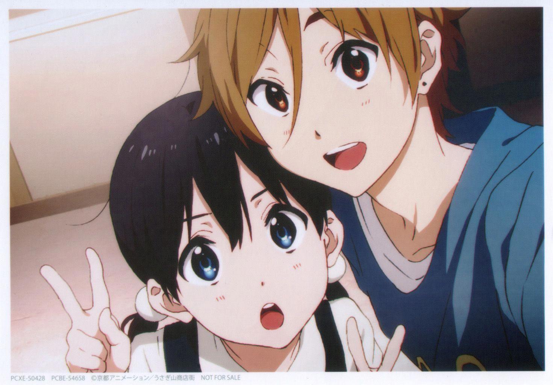 Tamako Market/1845050 Zerochan Anime girlfriend