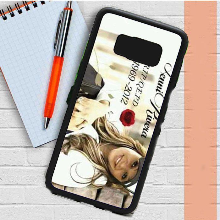 Jenni Rivera Dates Samsung Galaxy S8 Plus Case Dewantary