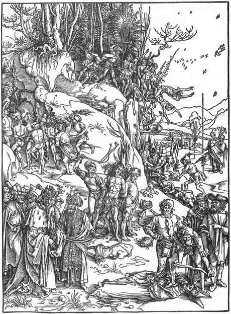 Martyrdom of the Ten Thousand (Albrecht Dürer)