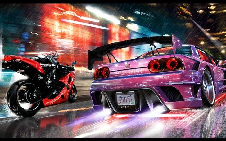 Video Games Cars Motorbikes Nissan Gtr R35 Midnight Club 1680x1050  Wallpaper_www.wallpapermay.com_63.