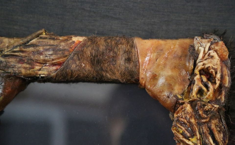 Shocking Human Skin Furniture Inspired By Ed Gein Can Be