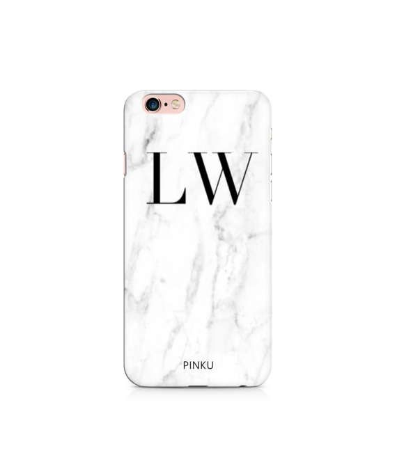 marble personalised iphone 6 case