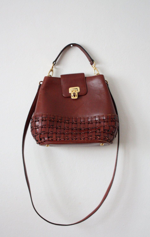 vintage aigner handbags