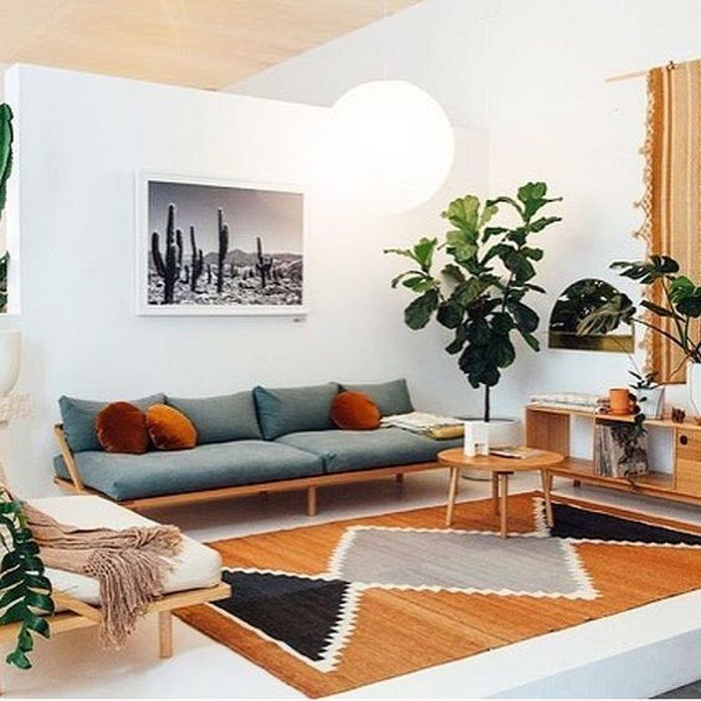 30 Small Living Room Decorating Ideas: 30+ Minimalist Mid Century Living Room Ideas For Small