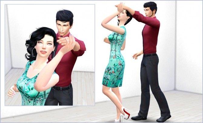 dance 4 slow mod download sims