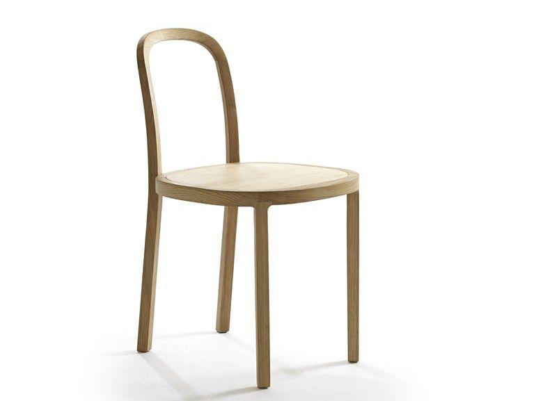 Sedia in legno siro by woodnotes design ilkka suppanen raffaella