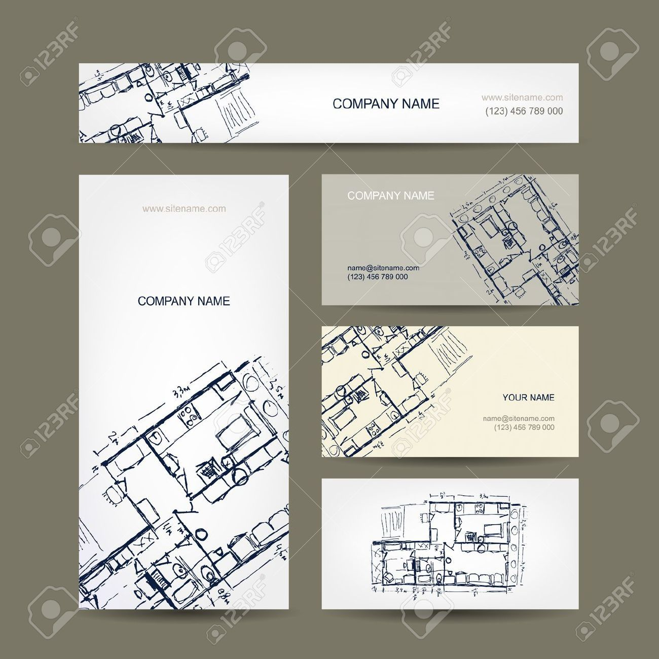 interior designer business card - חיפוש ב-Google | Business Cards ...