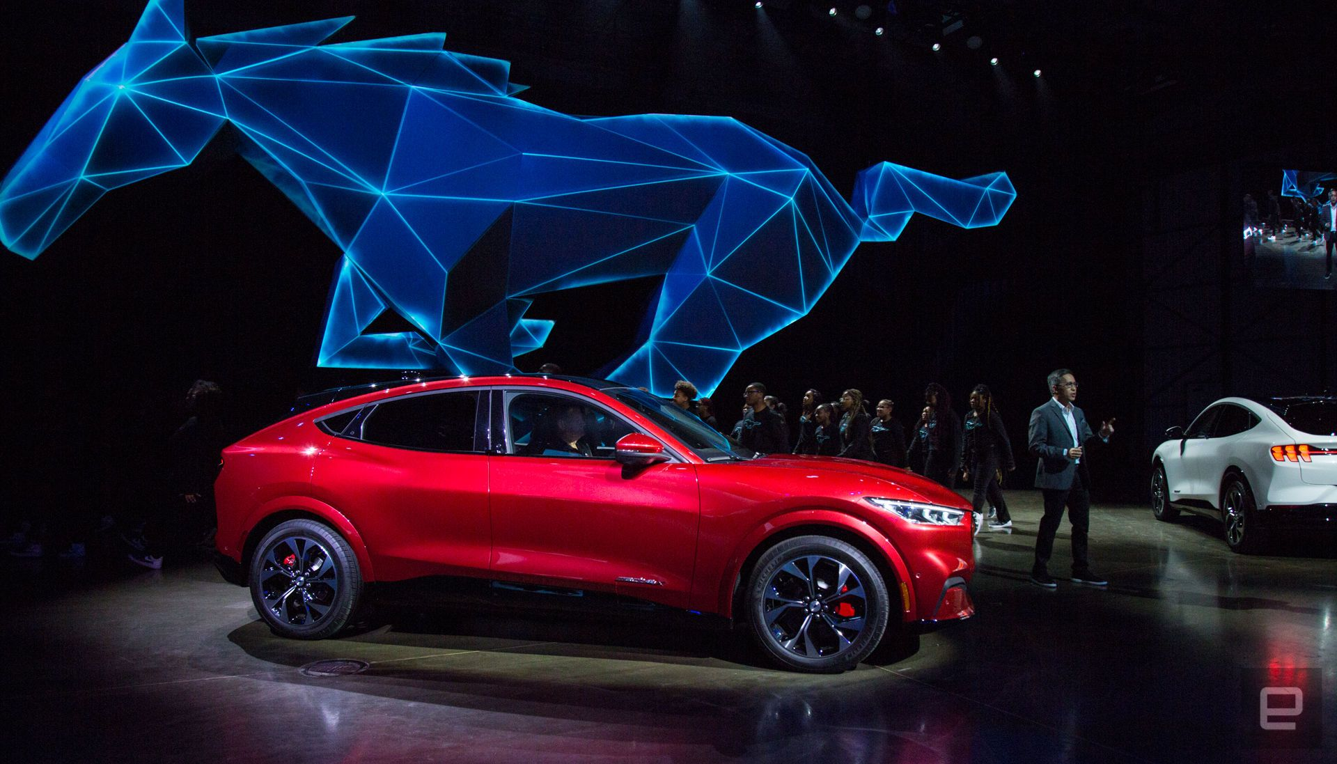 Ford May Over Deliver On The Mustang Mach Es Power And Torque Technews In 2020 Ford Mustang Mustang Ford