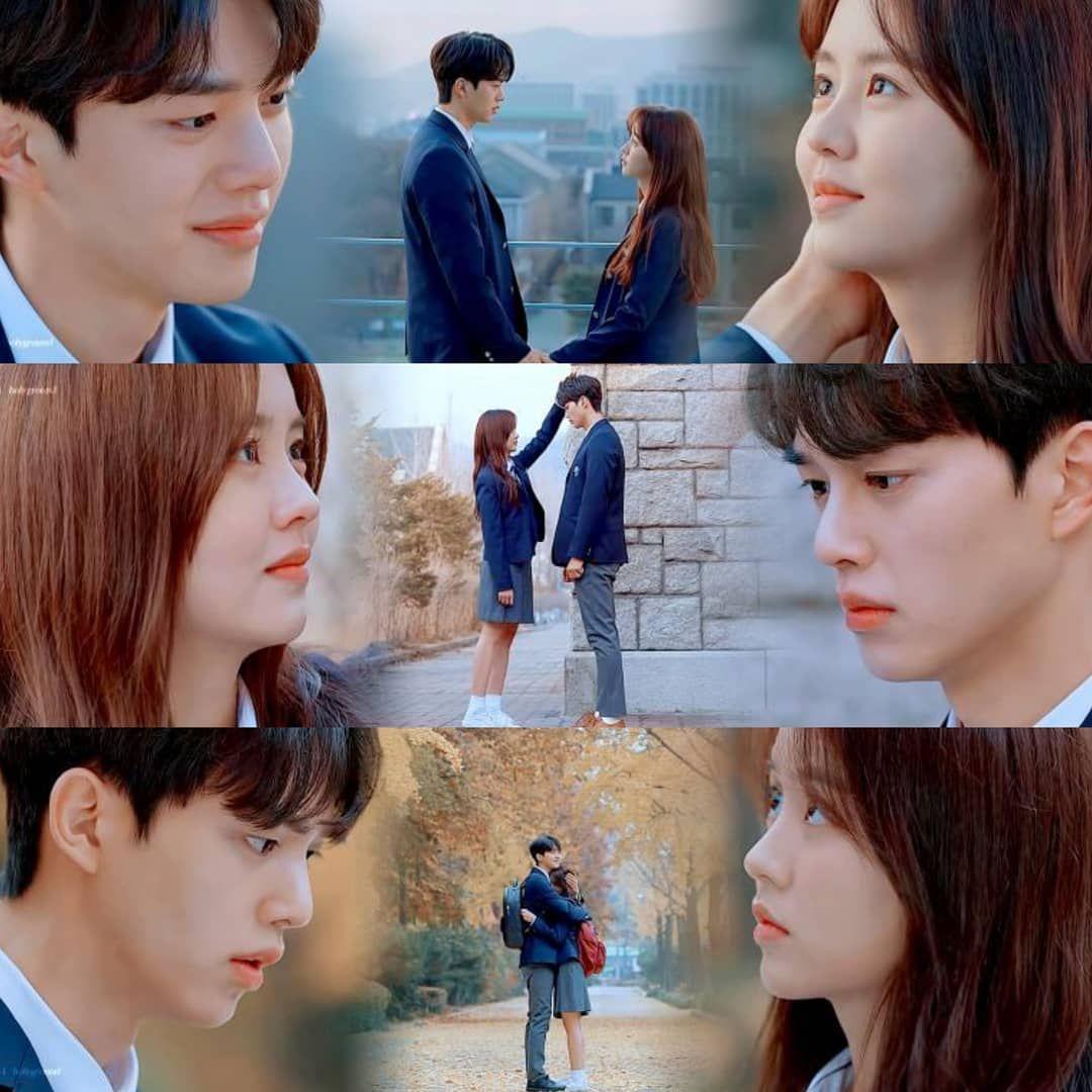 Jojo And Sun Oh Love Alarm Netflix Drama Doramas Coreanos Romanticos Doramas Romanticos Drama Coreano