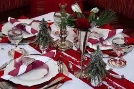 Resultado De Imagen Para Mesa De Navidad Decorada Mi Navidad - Mesas-de-navidad-decoradas
