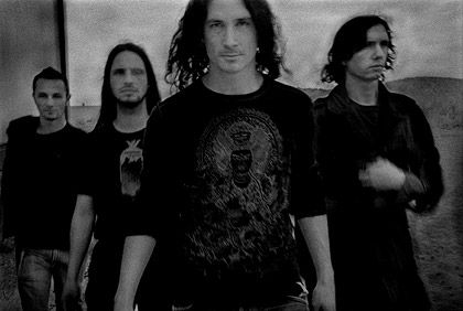 Gojira, awesome musicians, awesome artists