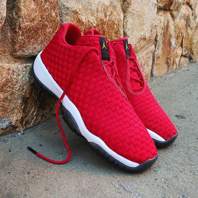 the best attitude be916 8ad86 Air Jordan Future Low Gym Red Size GS Wmns - Price  110 (Spain  amp