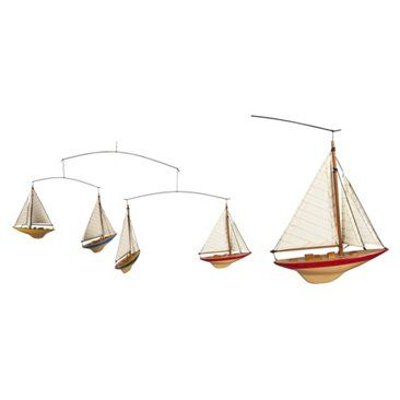 Check out this item at One Kings Lane! A-Cup Sailors Mobile