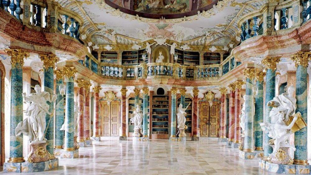 Monastery: Staatliche Schlösser und Gärten Baden-Württemberg