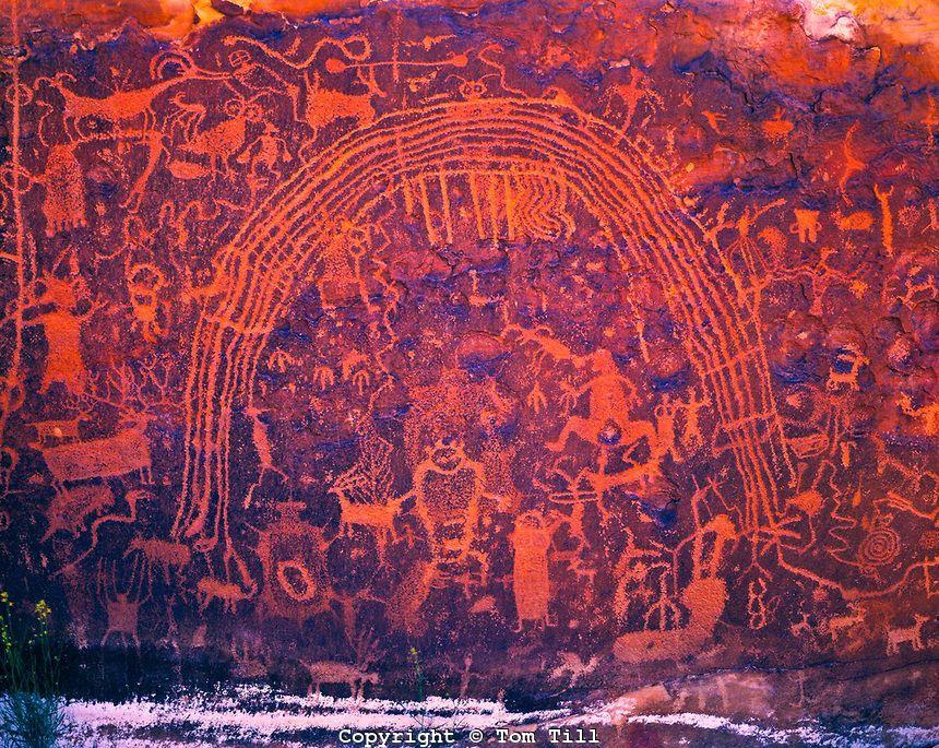 Native American Rock Art Native Americans Pinterest Rock Art