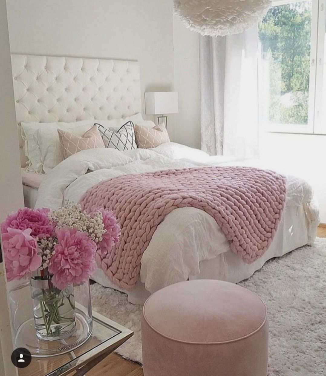 Pink And White Bedroom Shabby Chic Modern French Country Pink Bedroom Decor Bedroom Decor Bedroom Design