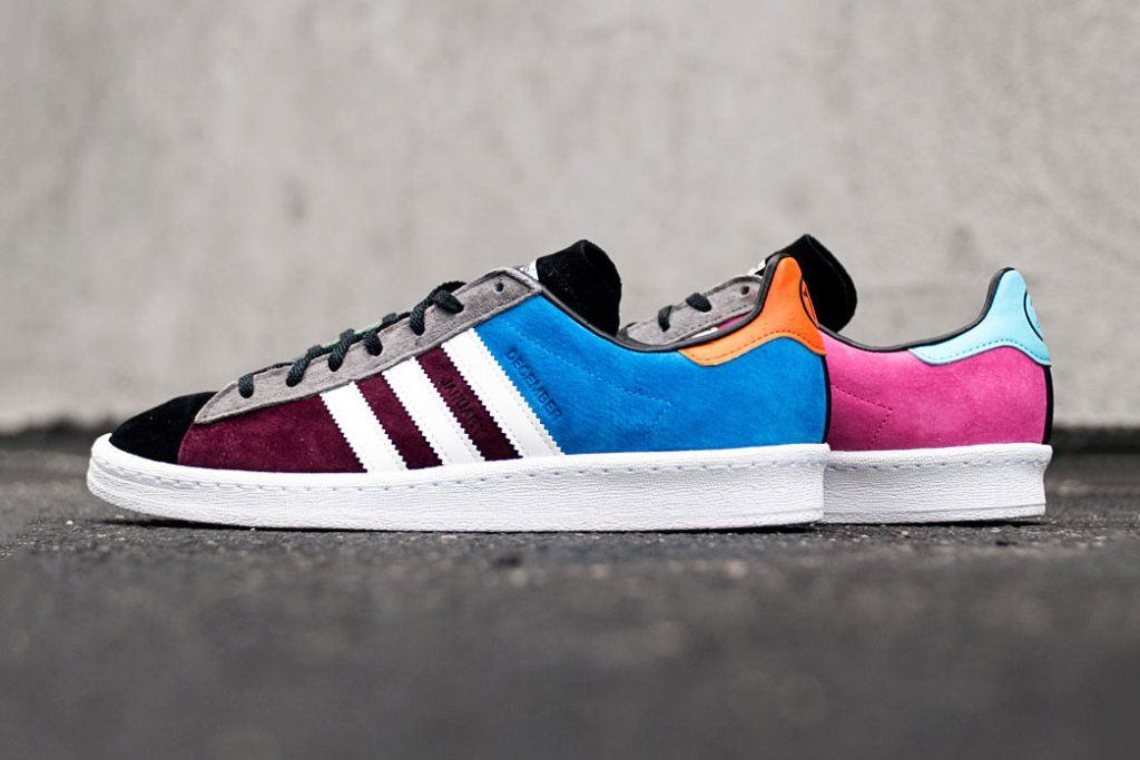 lowest price 9dfbf d05a4 adidas Originals by THE FOURNESS Campus 80s