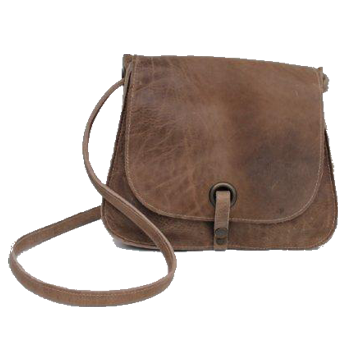 5014b166f75 This Rosa Maseda bag has a classical form of a saddlebag. This woman's bag  has