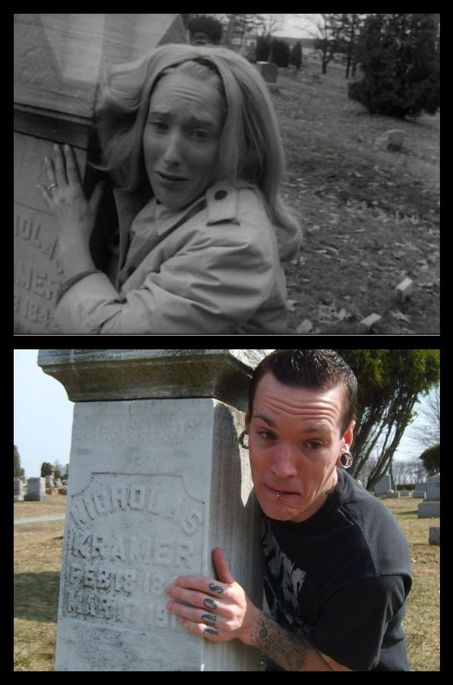 night of the living dead cemetery pictures night of the living