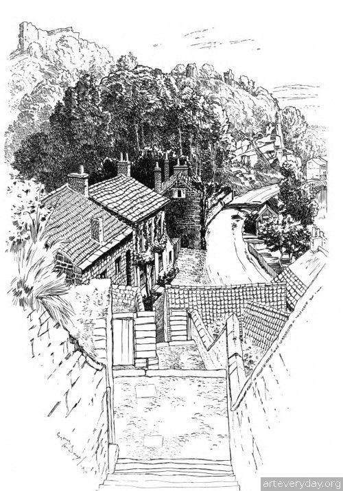 John Ruskin Architectural Drawings Pinterest