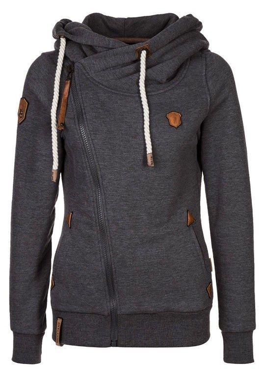 Traveller Side Zipper Sweatshirt in this color!