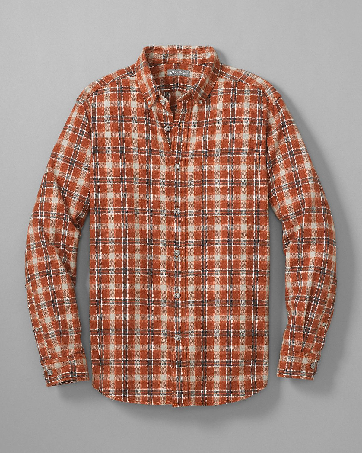 Flannel shirts at kohl's  Menus Eddieus Favorite Flannel Relaxed Fit Shirt  Plaid  Eddie