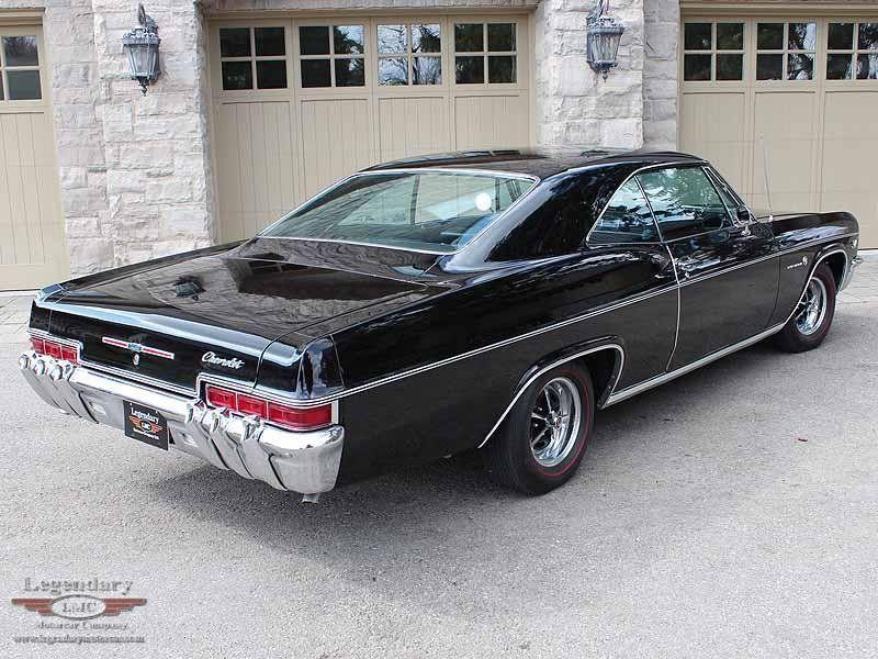 1966 Chevrolet Impala  1960s Chevrolet  Pinterest  Chevrolet
