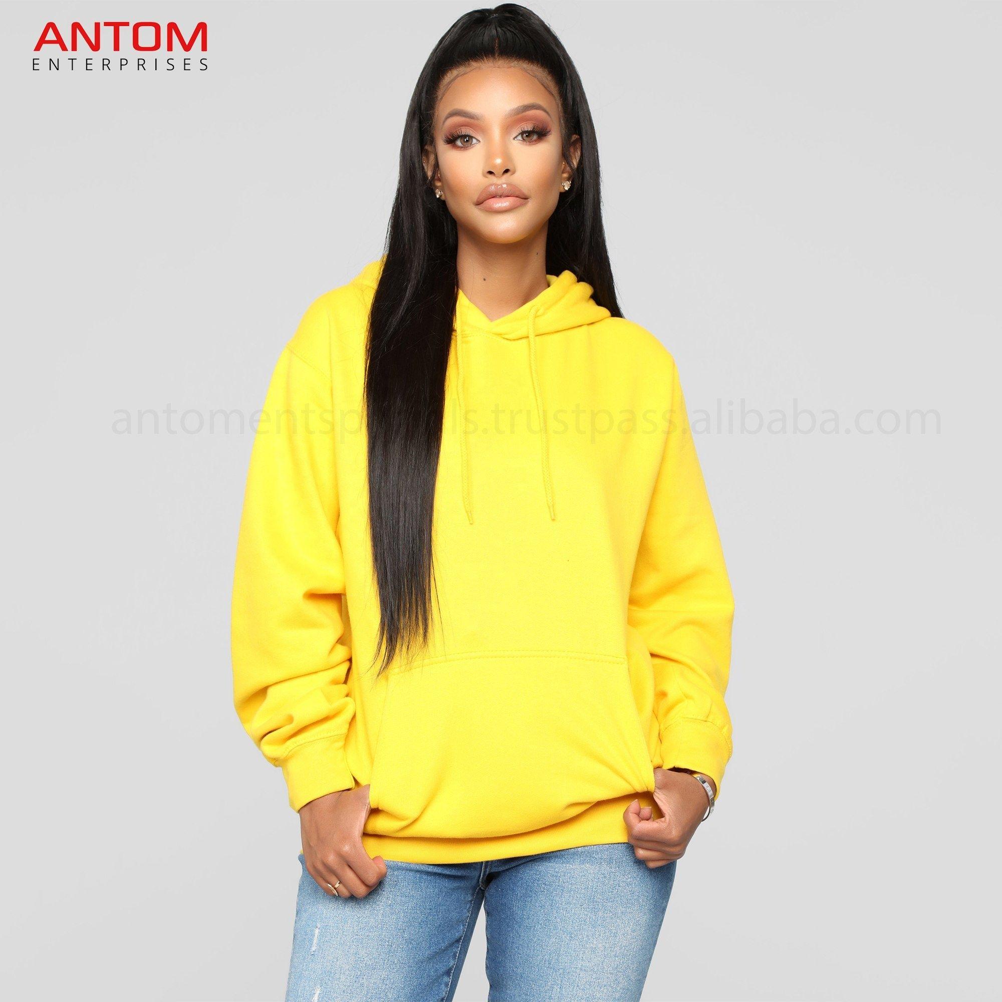Pin By Antom Enterprises On Hoodies Hoodies Oversize Hoodie Yellow Hoodie