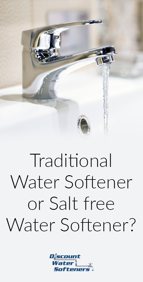 Salt Free Softeners Don T Give You Soft Water Water Softener Salt Free Soft Water