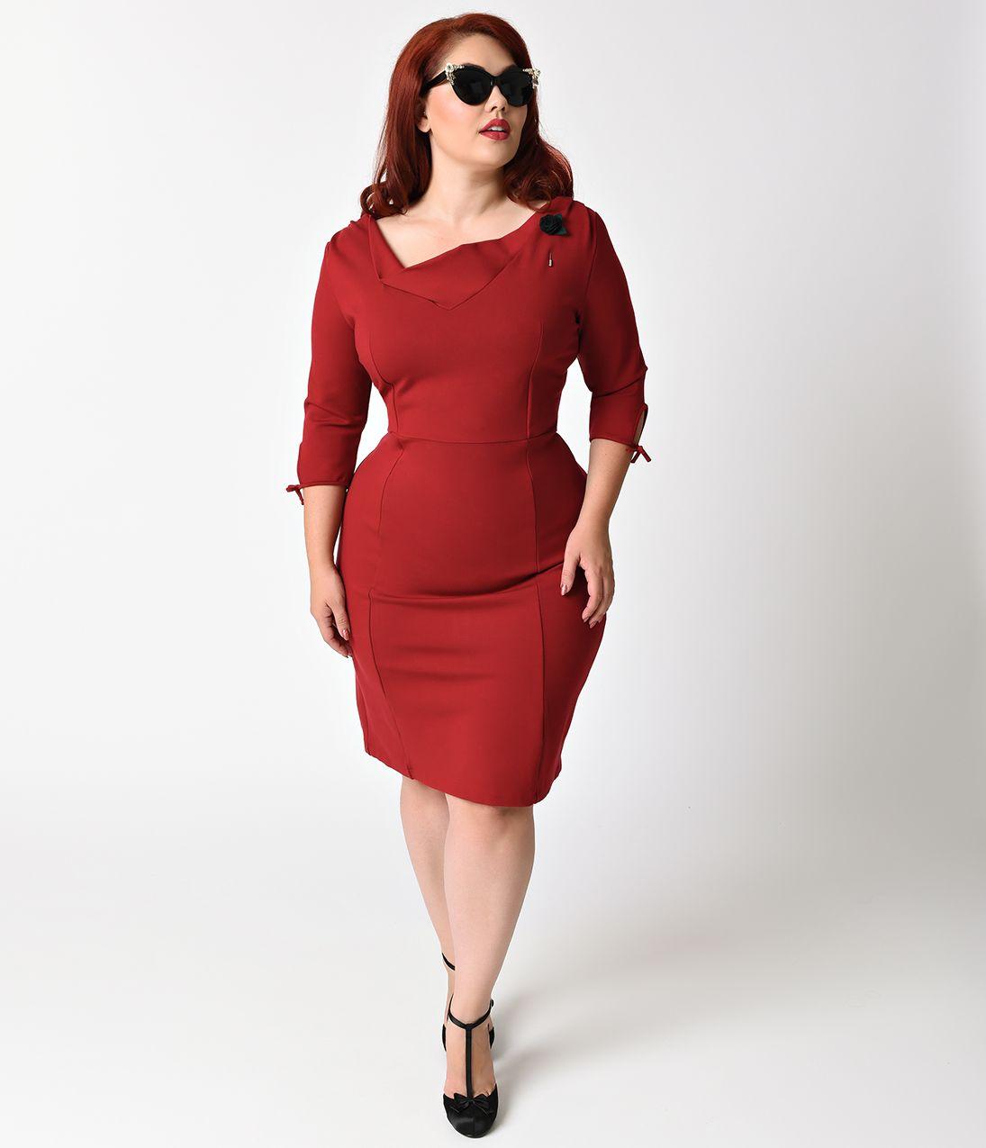 S plus size dresses clothing unique vintage mod fashion and
