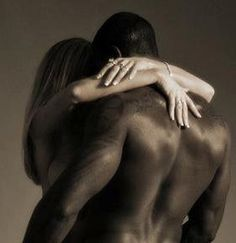 Art erotic interracial