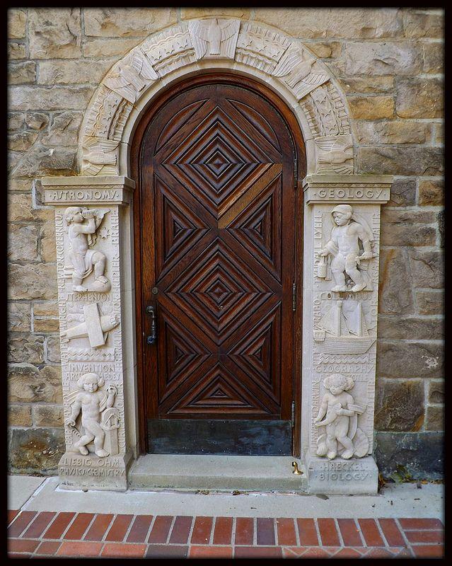 Explore Door Knockers Door Knobs and more! & Galileo Portal: Cranbrook School | Portal and Building pezcame.com