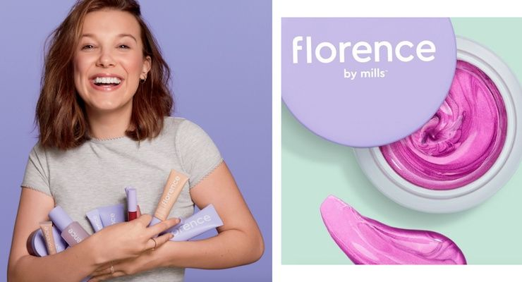 Millie Bobby Brown S New Beauty Line Florence By Mills Has Cute Lavender Packaging And Is Marketed To Gen Z Millie Bobby Brown Bobby Brown Florence