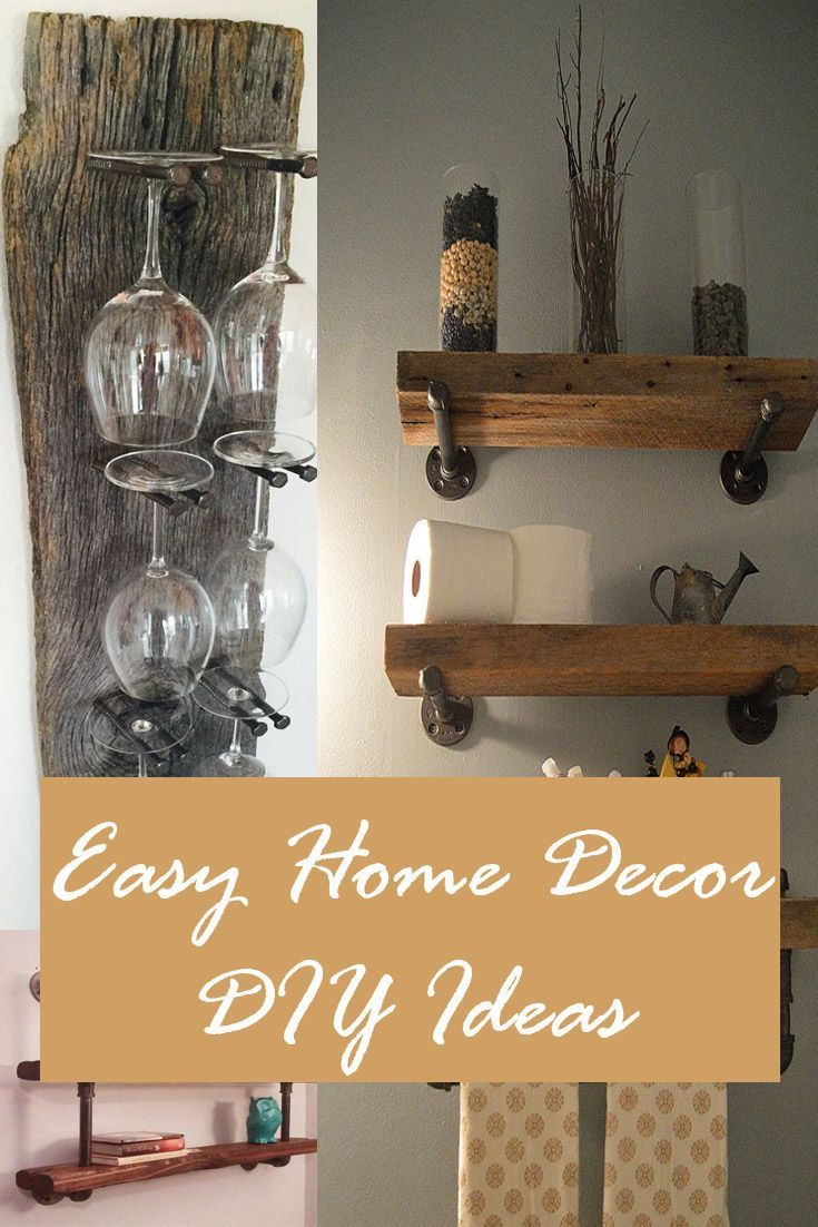 Amazing Easy and Not Expensive Home Decor