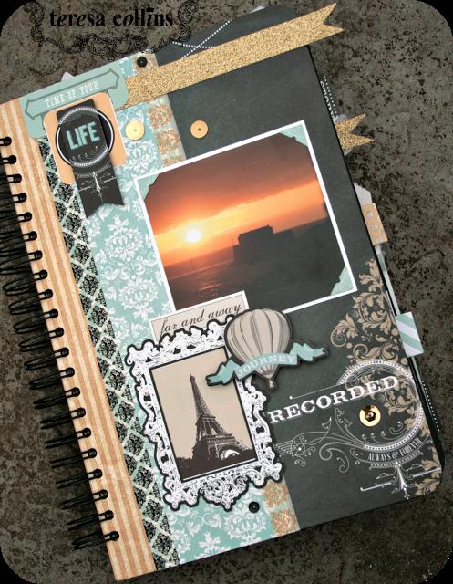 Cajas de Scrapbooking rencorosas #scrapbookingpregnancy #ScrapbookingKitsErinCondren