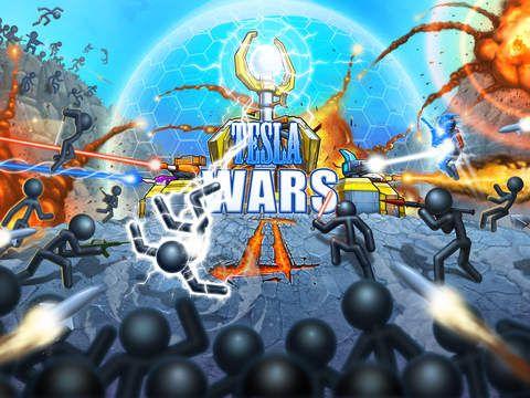 Tesla Wars Ii Tesla War Action