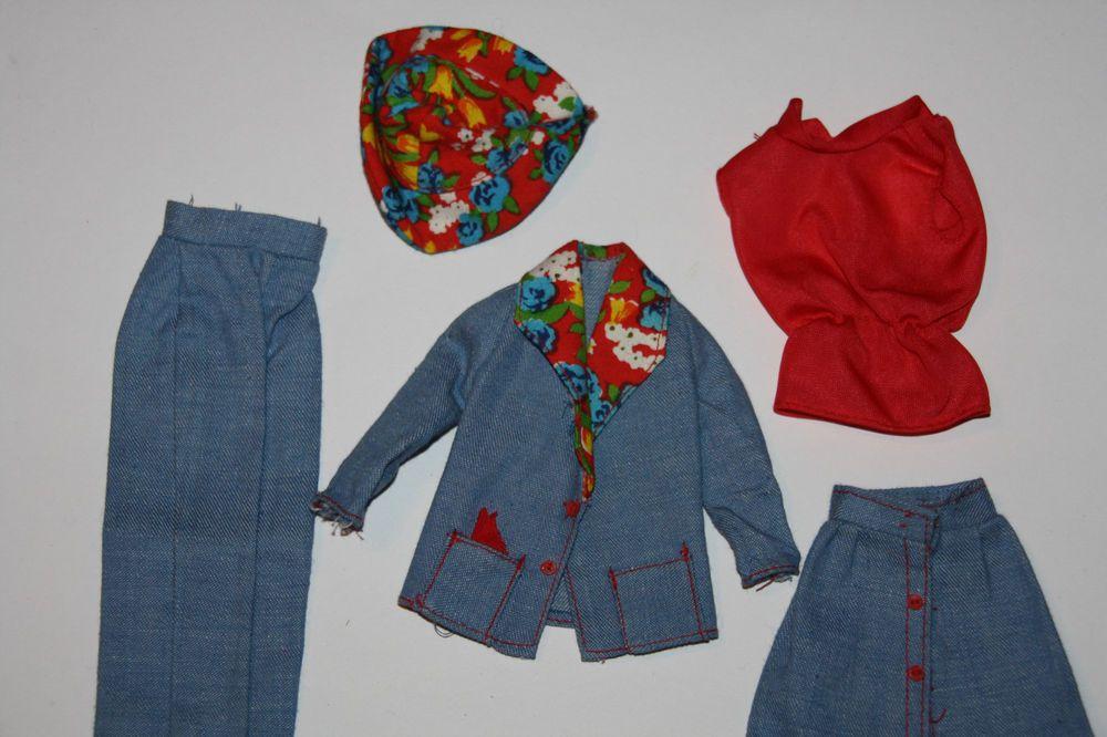 rare european #7179 Jeans Kombi-Mode 1975 complete   eBay