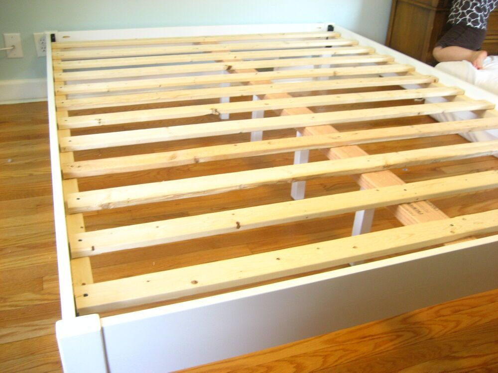 13 diy bed frame projects with results simple