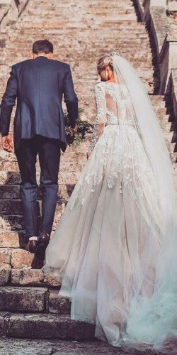 Magnificent Hayley Paige Wedding Dresses ❤︎ Wedding planning ideas & inspiration. Wedding dresses, decor, and lots more. #weddingideas #wedding #bridal