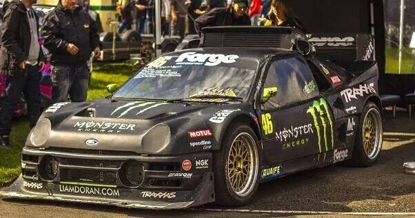Image result for ford rs200 rallycross
