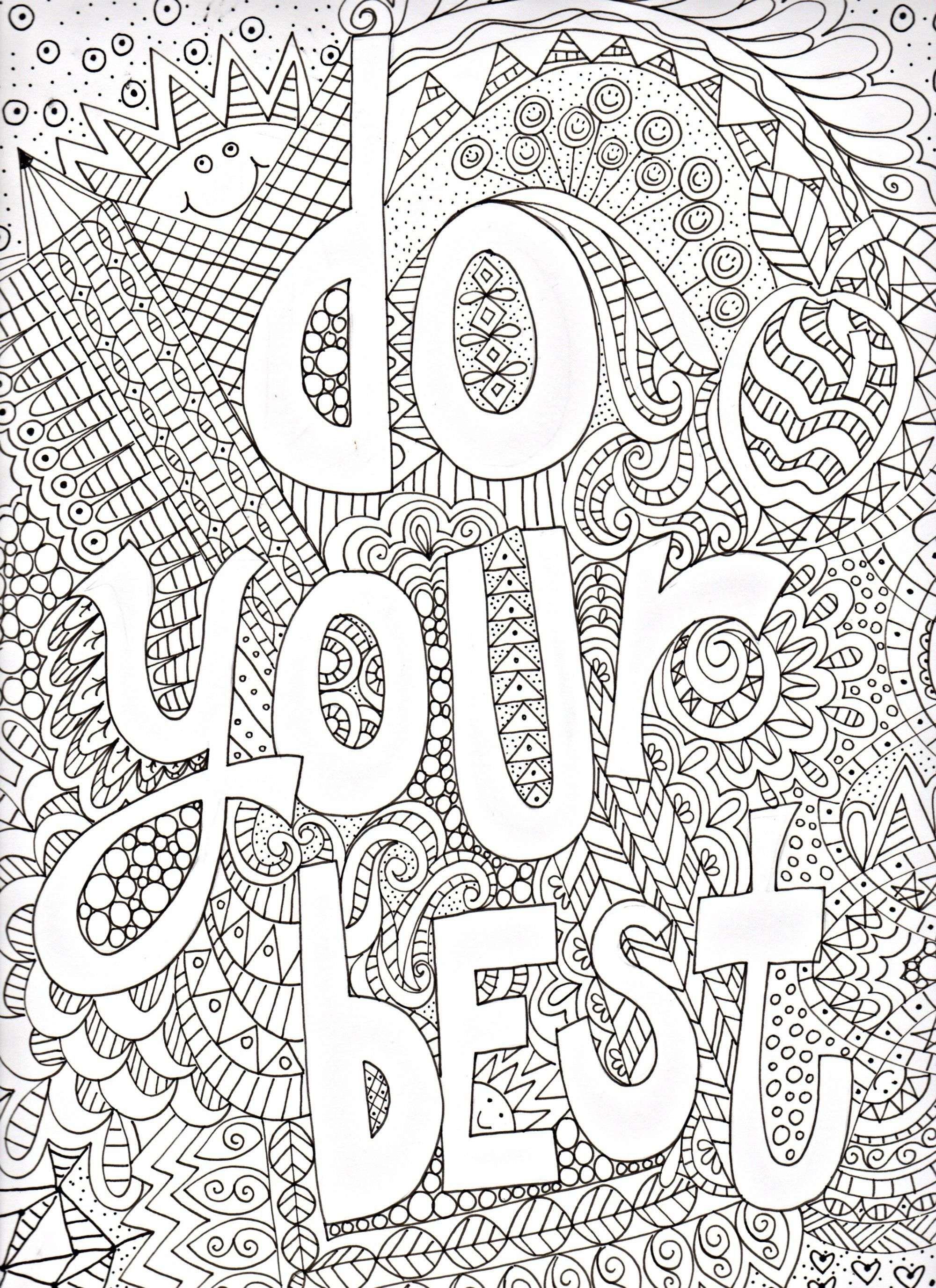 Related image | Adult Colourng/Quotes,Words,Letters! | Pinterest