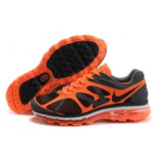 Buy Get 2014 New Discount Outlet Air Max 2012 Mens Shoes Breathable For Sale  Black Orange Online from Reliable Get 2014 New Discount Outlet Air Max 2012  ...