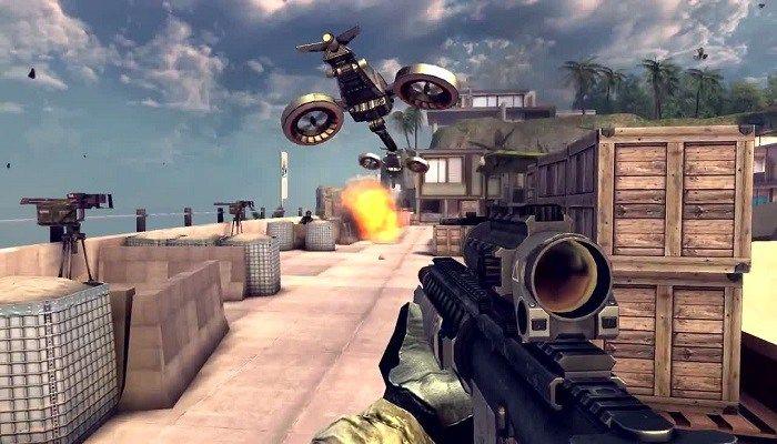 Modern Combat 4 Zero Hour Combat Modern First Person Shooter