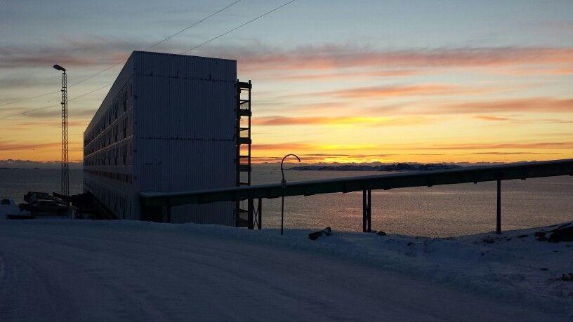 Blok 17, Nuuk