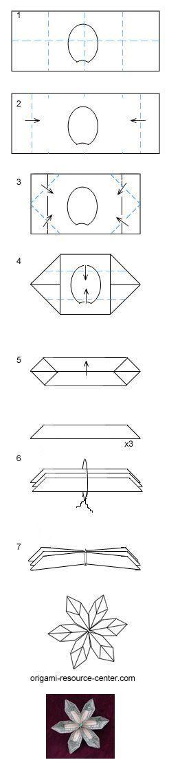 How do it on flower how do it on easy origami flowerorigami mightylinksfo