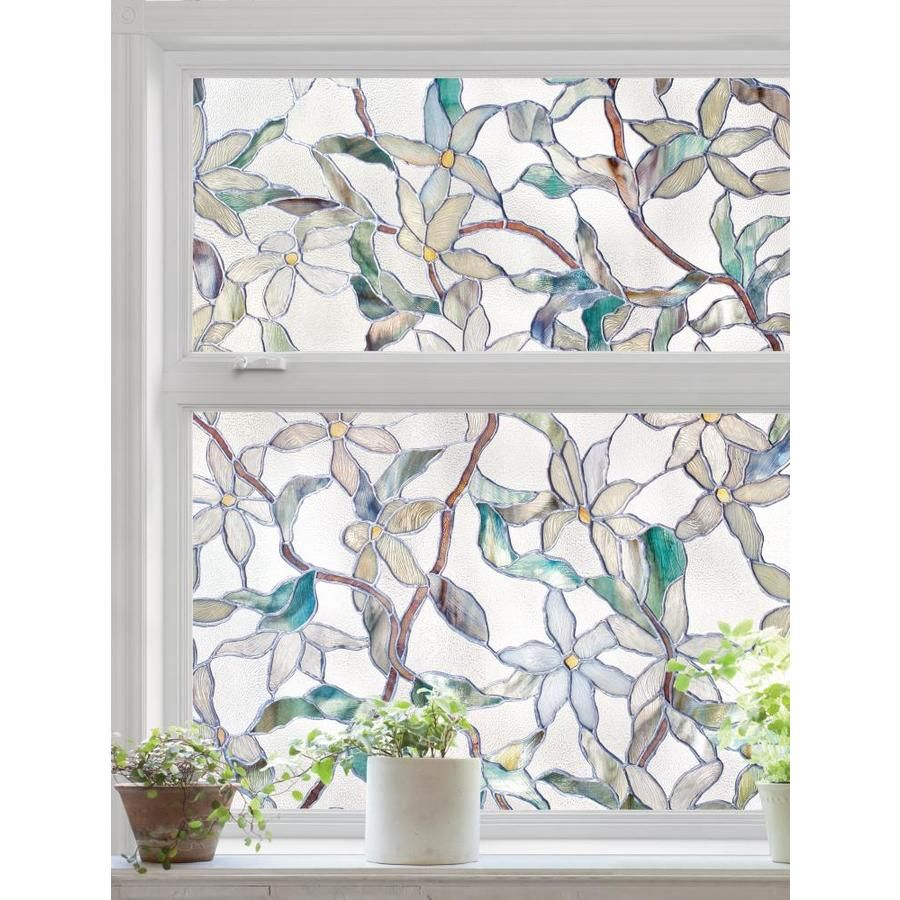 Product Image 1 Decorative Window Film Stained Glass Window
