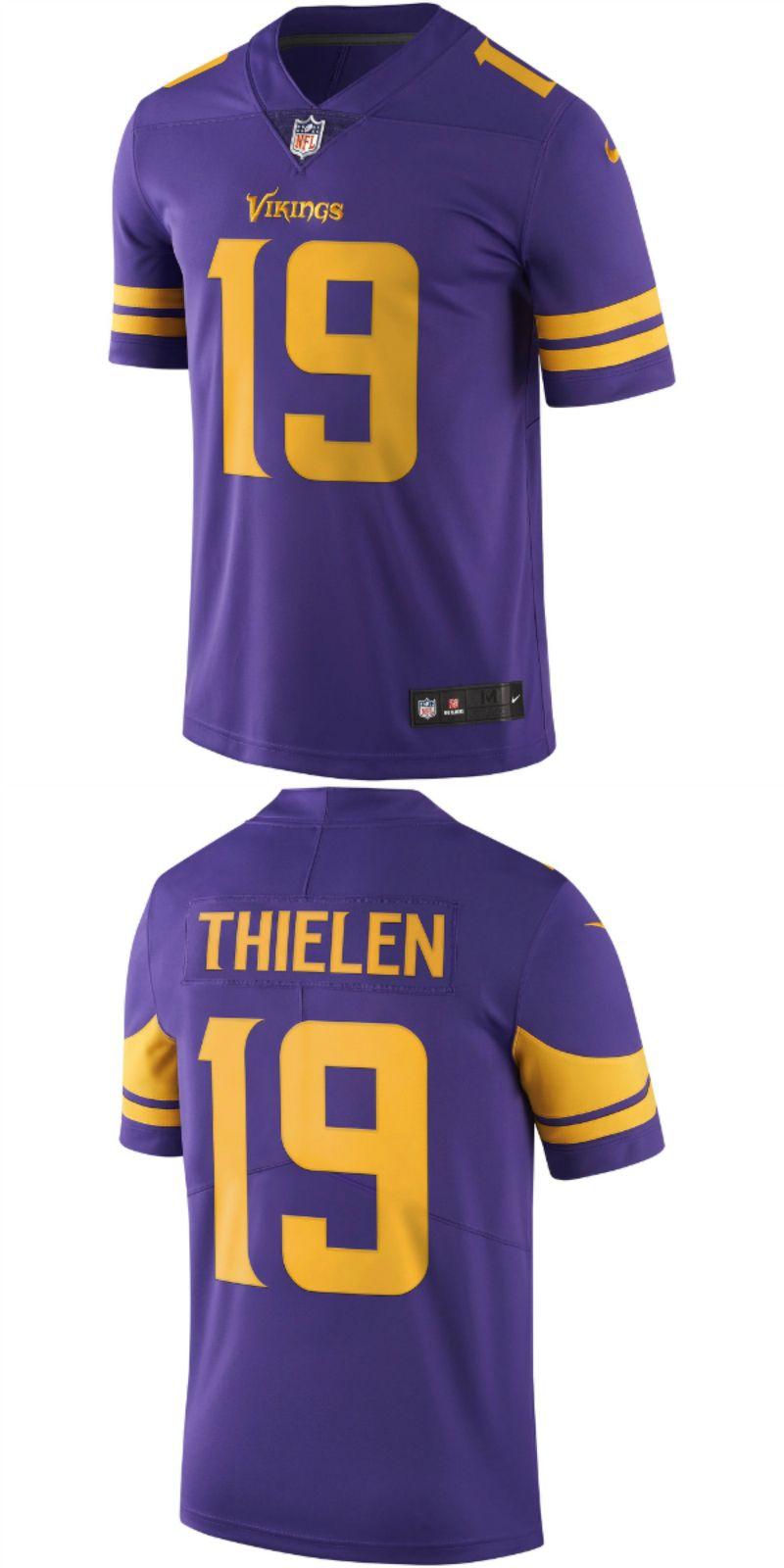 new arrival 6cf56 e25e4 UP TO 70% OFF. Adam Thielen Minnesota Vikings Nike Vapor ...
