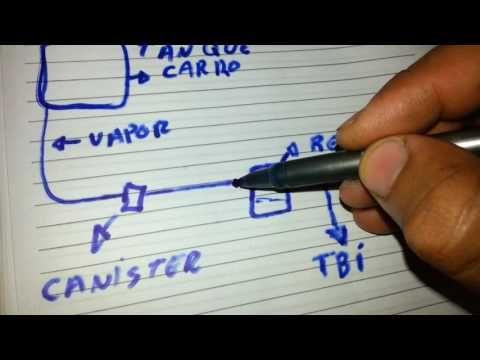 a4488f25393 Como instalar seu kit vapor de gasolina reabastecimento direto do tanque -  YouTube