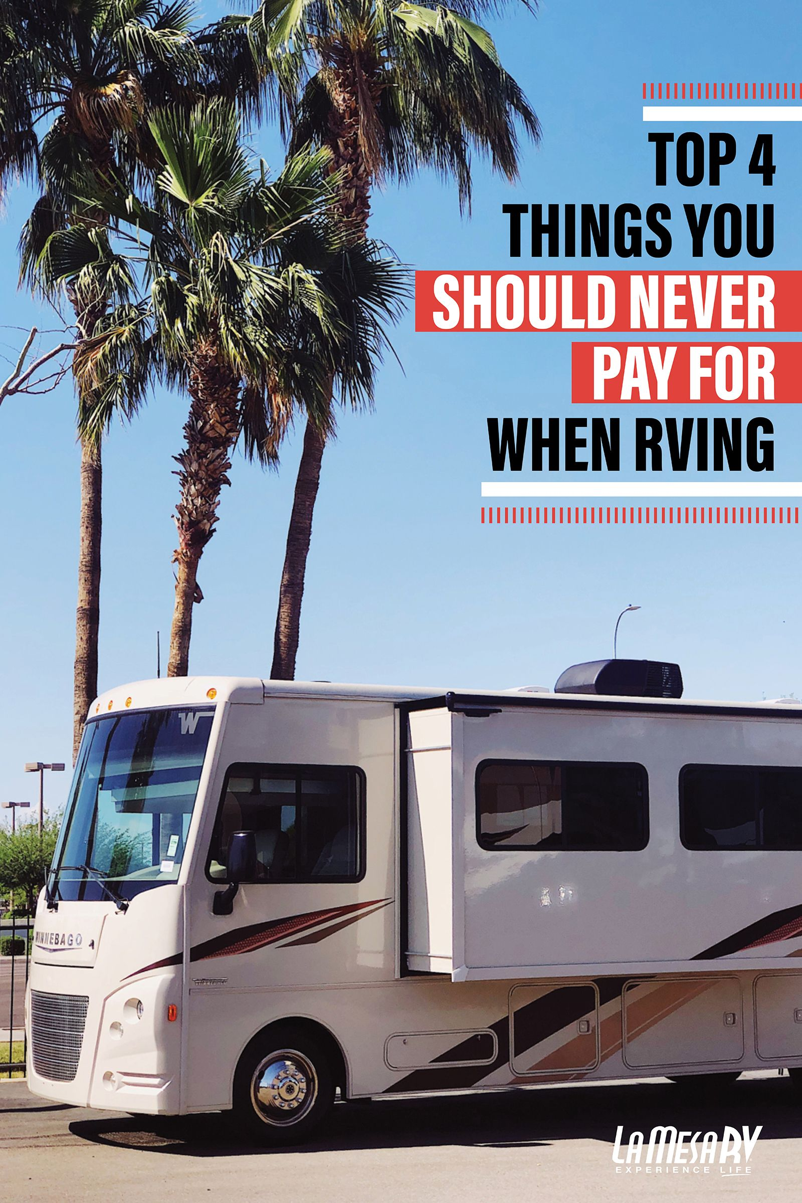 Summer Road Trip 4 Things You Should Never Pay For While Rving Summer Road Trip Road Trip Trip